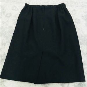 Talbots wool skirt